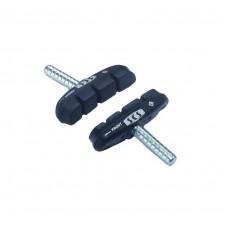 Baradine MTB Brake Shoe 60mm Black (SCS-901H)