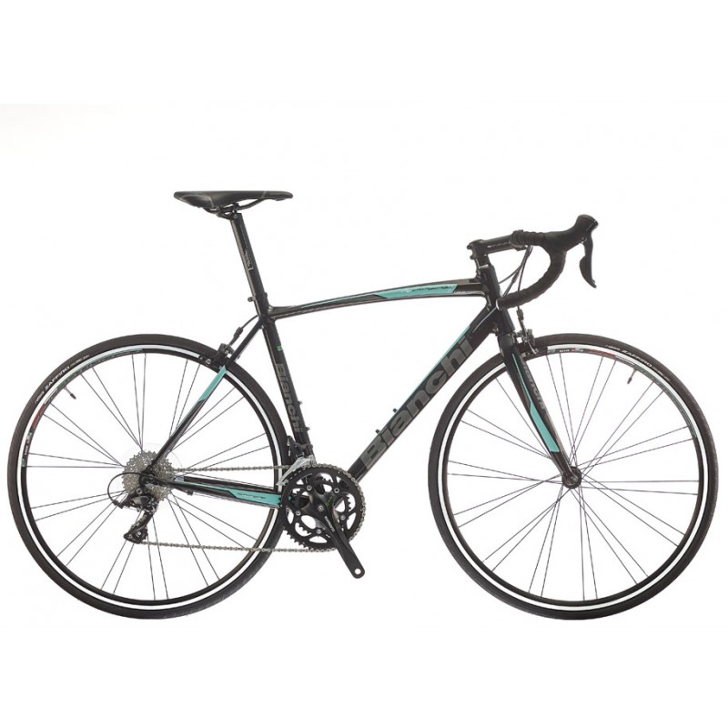 Bianchi Via Nirone 7 105 Road Bike 2018 Celeste Green
