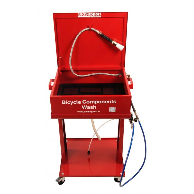 Bicisupport BS 402 Maintenance Components Wash Machine