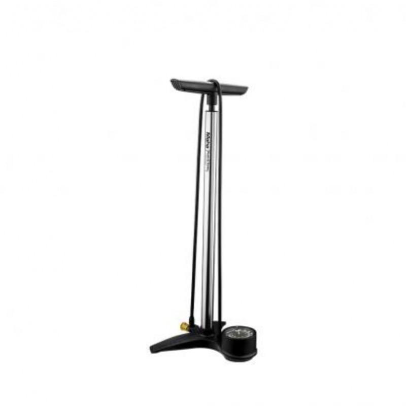 Birzman Floor Pump Maha Push & Twist-V-Silver
