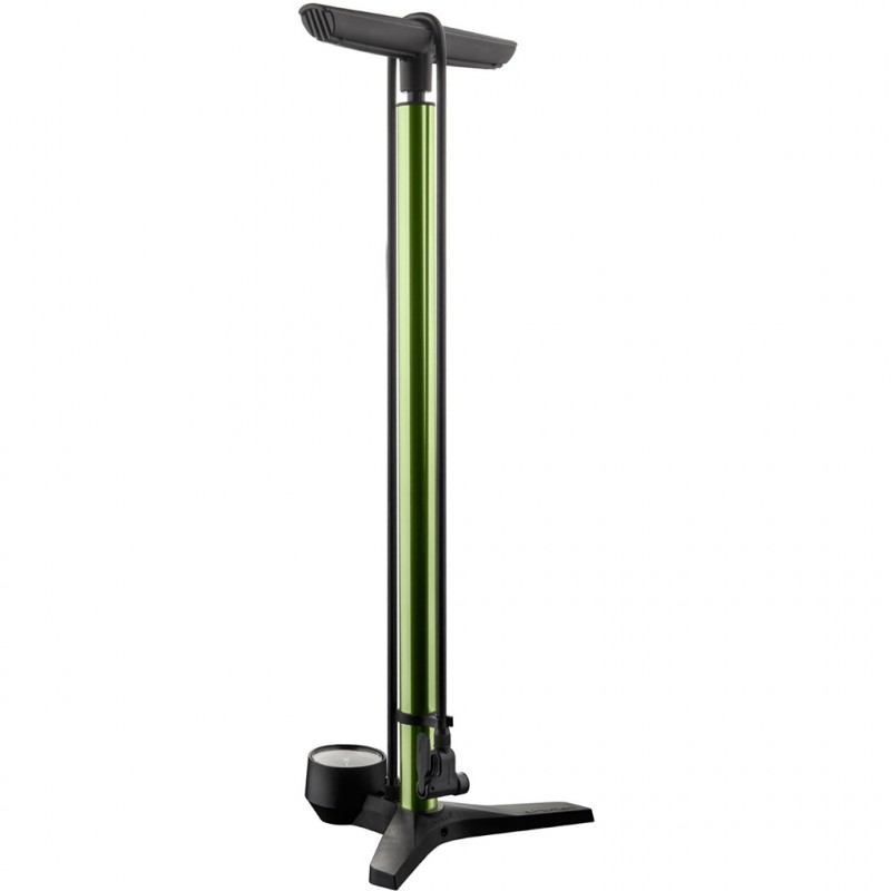 Birzman Maha Flick-lt V Floor Pump-Green