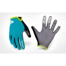 Bluegrass Magnete Lite Full Finger Hand Gloves Cyan Green 2019