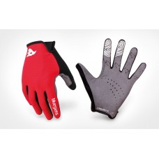 Bluegrass Magnete Lite Full Finger Hand Gloves Red Black 2019