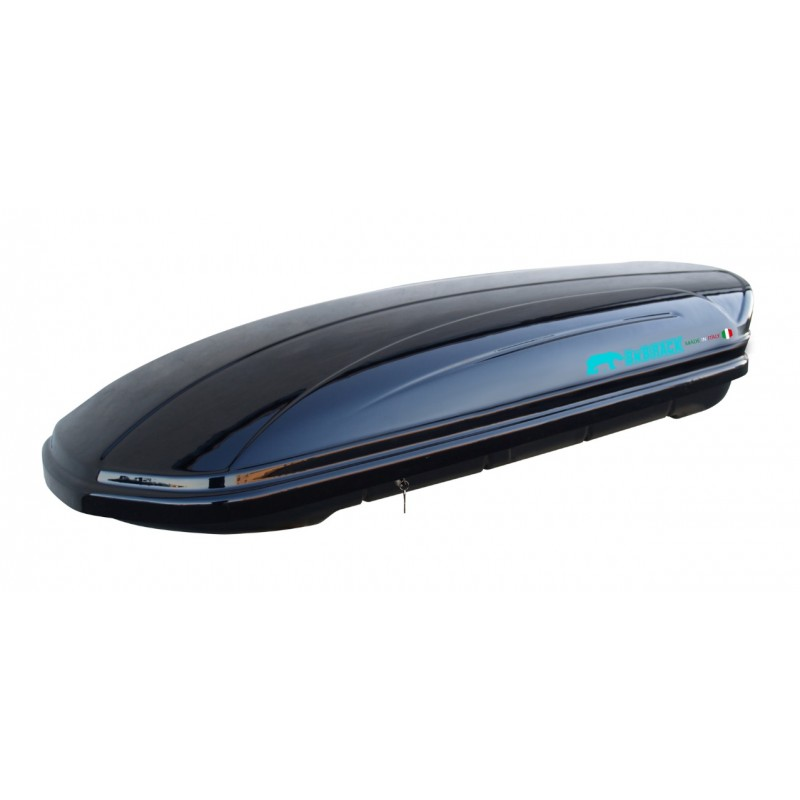 BnB Roof Box Adventure 460 DUO Black