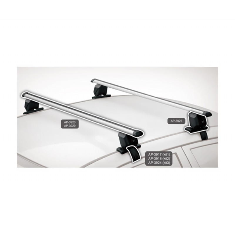 BnB Roof Rack Footpack for Nacked Roof ap-3925