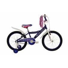 Brooks Alexis 20T Kids Bike 2017 Violet Pink