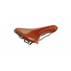 Brooks B15 Swallow Chrome Leather Saddle Honey