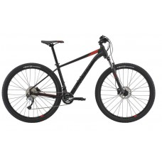 Cannondale 27.5 Trail 6 MTB Bike 2018 Matte Black