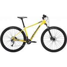Cannondale 27.5 Trail 6 MTB Bike 2019 Yellow