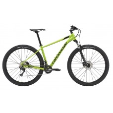 Cannondale 27.5 Trail 7 MTB Bike 2018 Green