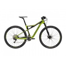 Cannondale 29 SCALPEL-SI-Carbon 4 MTB Bike 2018 Green Black