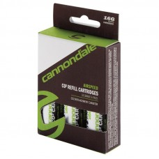 Cannondale Airspeed CO2 Cartridge 16g  3 Pack