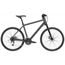 Cannondale Badboy 4 Hybrid Bike 2018 Matte Black