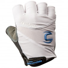 Cannondale Classic SF Mens Cycling Gloves White