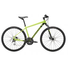 Cannondale Quick CX 4 Hybrid Bike 2019 Green