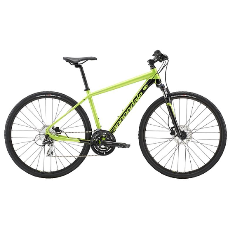 Cannondale Quick CX 4 Hybrid Bike 2019 Green