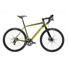 Cannondale Slate 105 Disc Road Bike 2017 Army Green