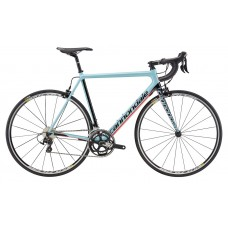 Cannondale Supersix EVO 105 Road Bike 2017 Light Blue