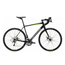 Cannondale Synapse Alloy 105 Disc Road Bike 2018 Jet Black