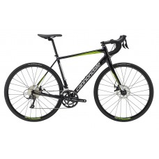 Cannondale Synapse Alloy Disc Sora Road Bike 2019 Black