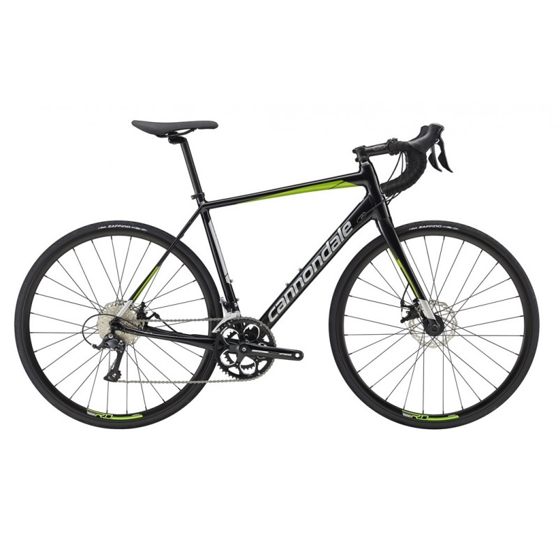 Cannondale Synapse Alloy Disc Sora Road Bike 2019 Black