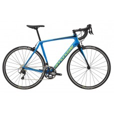 Cannondale Synapse Carbon 105 Road Bike 2018 Blue