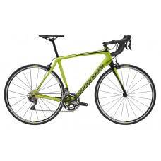 Cannondale Synapse Carbon Ultegra Road Bike 2018 Green