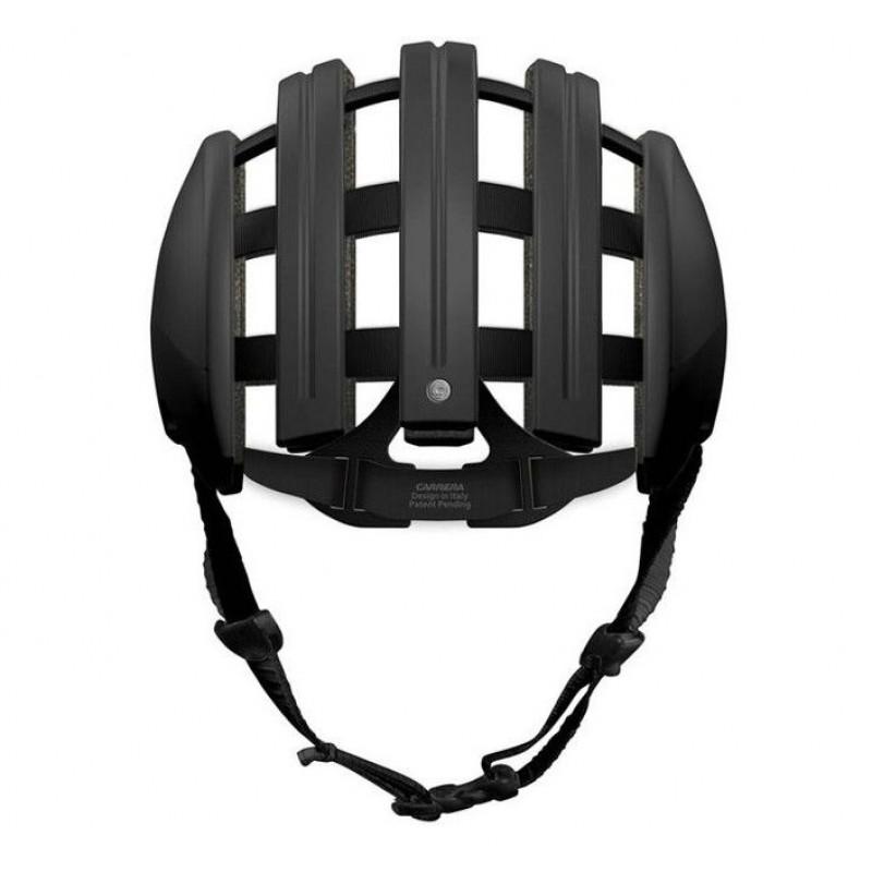 Carrera CPSE Foldable Helmet Black