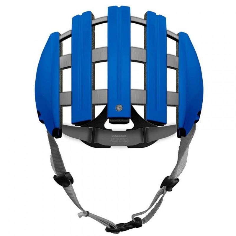 Carrera CPSE Foldable Helmet Blue
