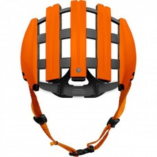Carrera CPSE Foldable Helmet Orange