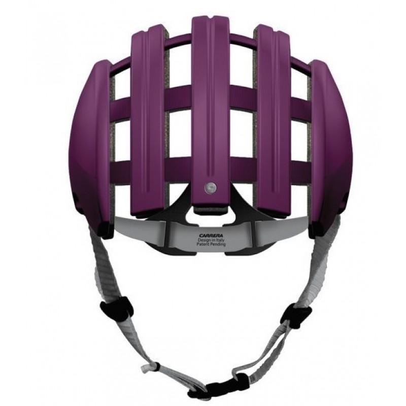 Carrera CPSE Foldable Helmet Purple