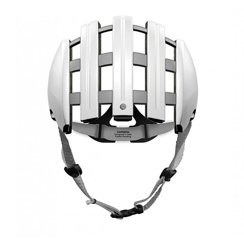Carrera CPSE Foldable Helmet White