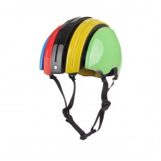 Carrera GTX Foldable Helmet Blue/Red/Black/Yellow/Green