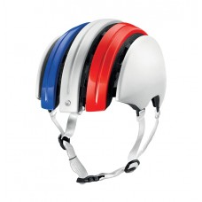 Carrera GTX Foldable Helmet Blue/White/Red