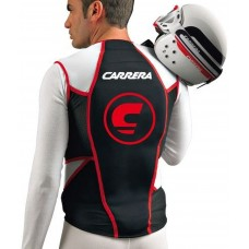 Carrera Mens Jacket Protector Black/Red/White
