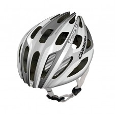 Carrera Pistard Cycling Road Helmet White