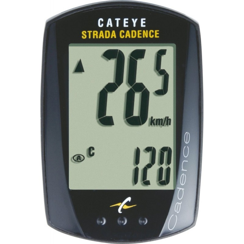 Cateye CC-RD200 Strada Cadence Enabled Wired Bike Computer