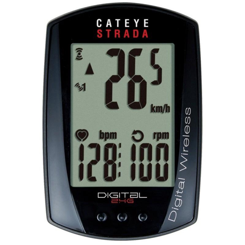 Cateye CC-RD430DW Strada Digital Wireless Bike Computer