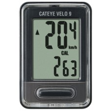 Cateye CC-VL820 Velo 9 Wired Cycle Computer