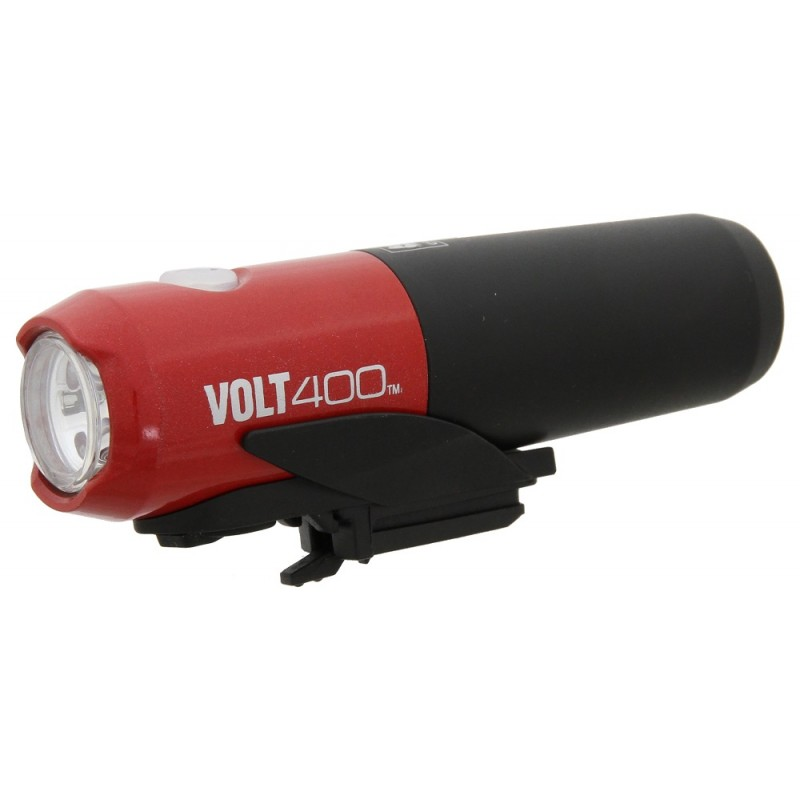 Cateye Cycle Front Light Volt 400 HL-EL 461RC Red