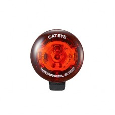 Cateye Cycle Safety Light Wareable Mini SL-WA 10 (External Battery)