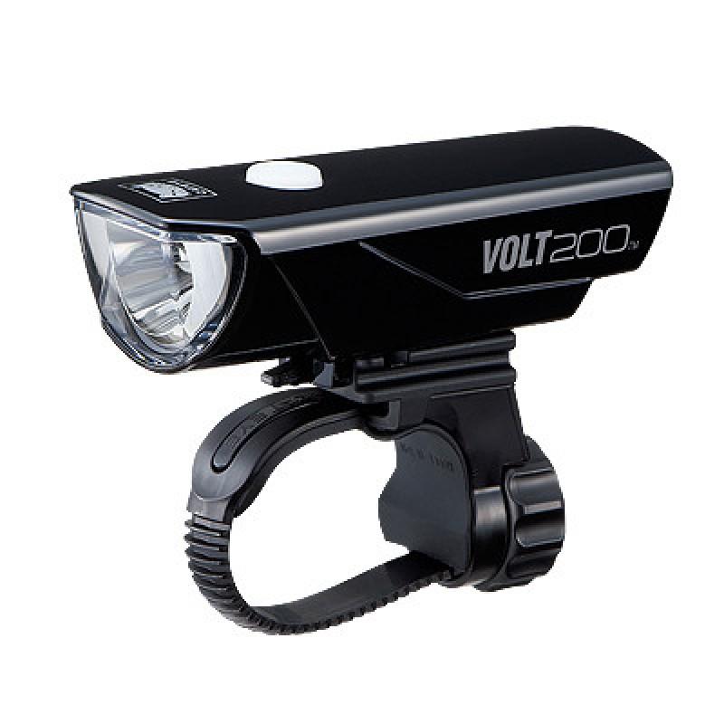 Cateye HL-EL151RC Volt 200 Cyle Head Light (Chargable)