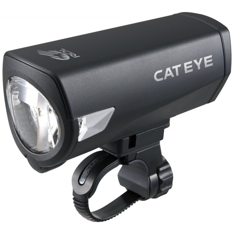 Cateye HL-EL540RC Econom Force Rechargeable Bike Headlight