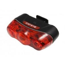 Cateye Rapid 3 Auto TL-AU630-R Bike LED Tail Light