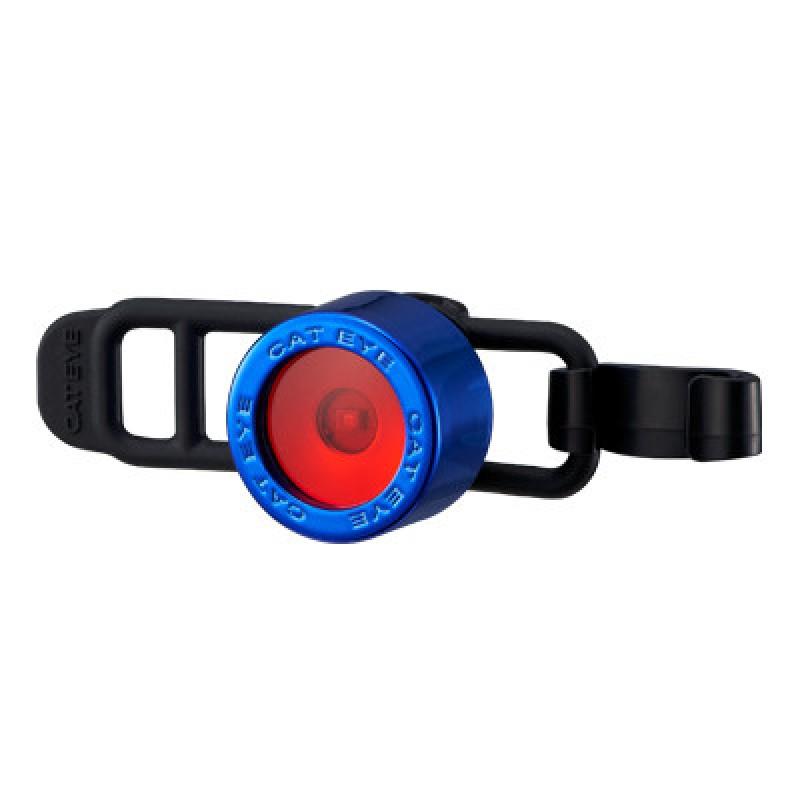 Cateye Bicycle Safety Lamp Nima SL-LD135-RC Blue