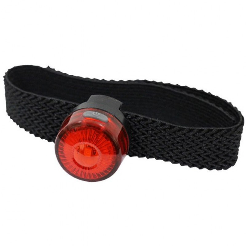 Cateye Cycle Safety Light Loop 2 SL-LD 140R Velcro Strap