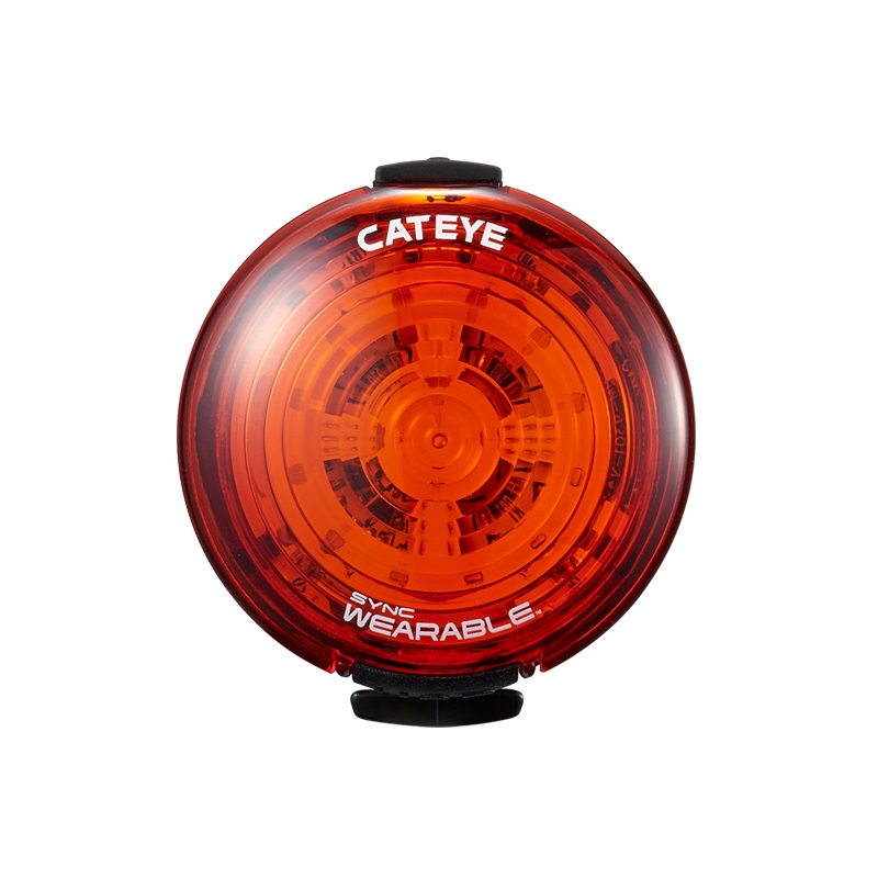 Cateye SL-NW 100 Safety Lamp Sync Wearable (CHARGABLE)