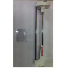 Cateye Slat Wall Security Hook