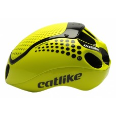 Catlike Cloud 352 Road Bike Helmet Fluor Yellow