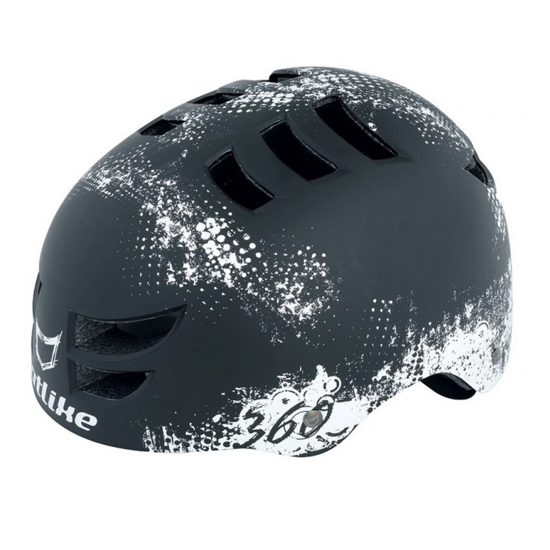 Catlike Freeride 360º Black Matt Cycle Helmet